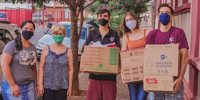 Social action of USP students raises funds for homeless people