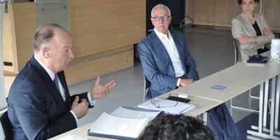 First academic partner in Europe of the MCCOURT Institute, Sciences Po develops research on technologies for the common good