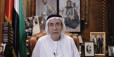 """Zaki Nusseibeh states, """"The UAE has secured a reputation as a model for economic security, attractiveness to business, and social wellbeing."""""""